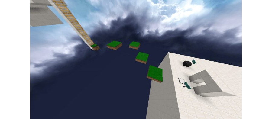 A Simple and Normal Parkour V3