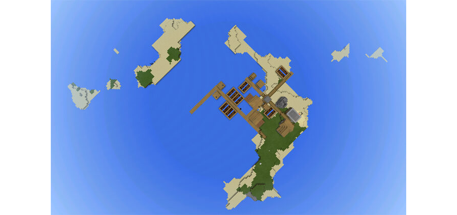 Apple Village Island