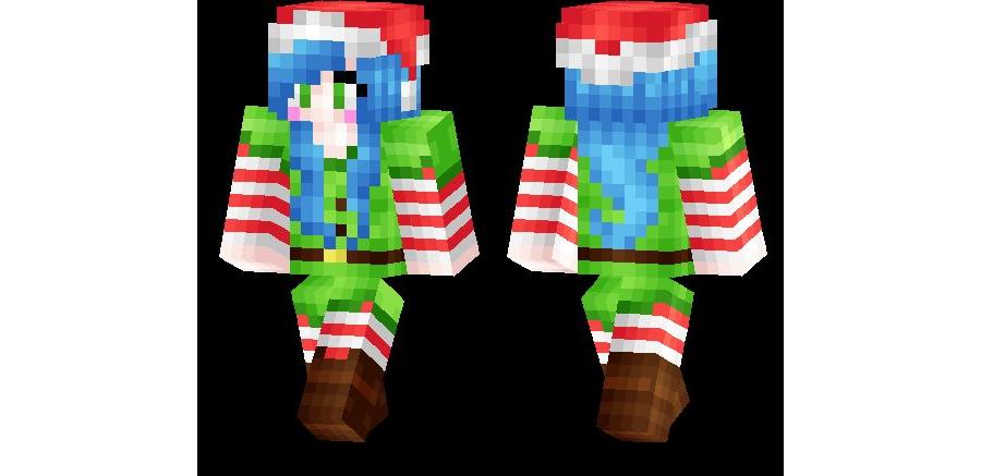 Christmas Girl Elf