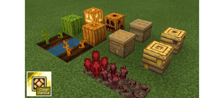 Clear Vanilla Pack1.2.7