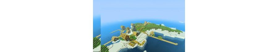 Crashed Plane Island Survival