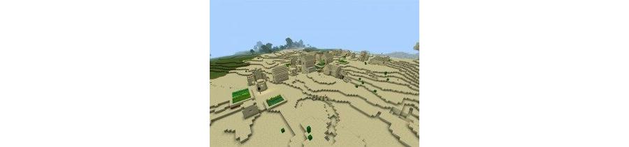 Desert Triple Village