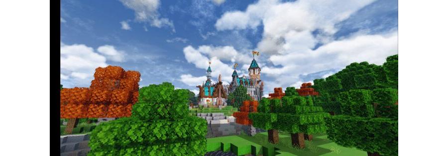 Fantasy Village and Castle