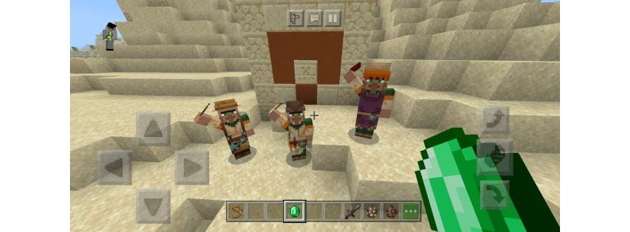 Free Handed Villagers V1.7