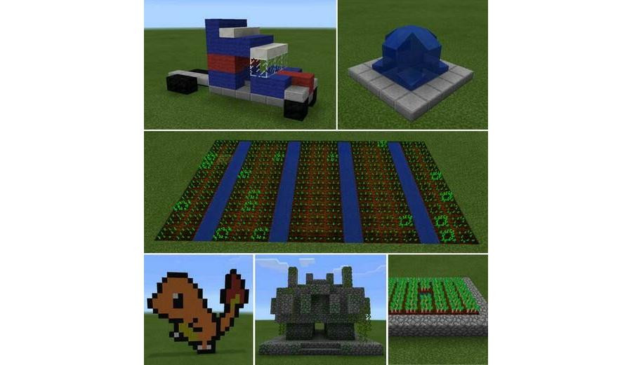 Instant Buildings Mod