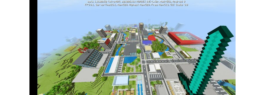 Marvis City 1.0