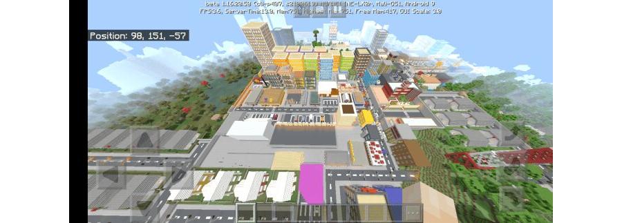 Marvis City 2.0Fix