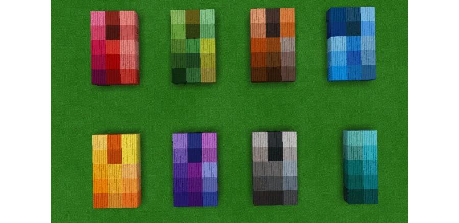 More Color Planks Addon