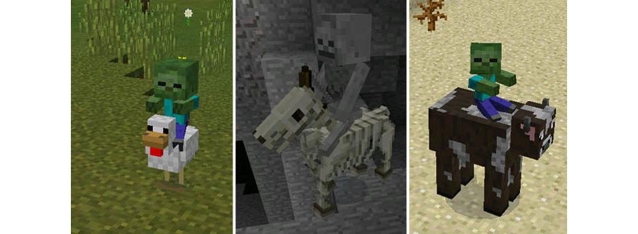 More Jockeys Mod