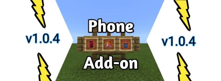 Phone Addon V1.0.4