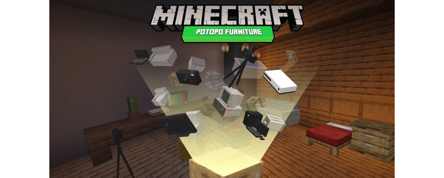 Potopo: Furniture Up12-9