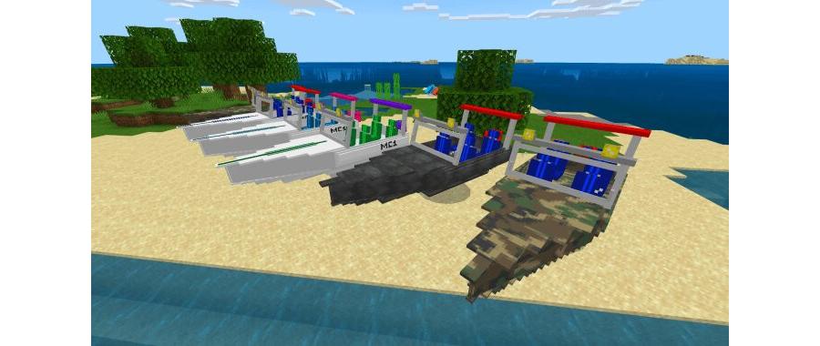Powerboats Addon V2