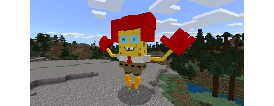 Spongebob Add-on V1.0.5