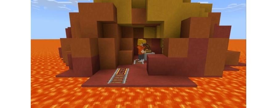 Survival: Lava Sea