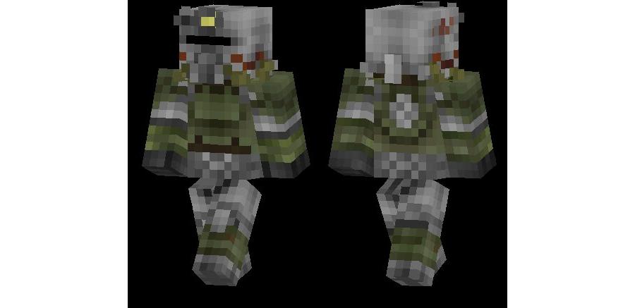 T51b Power Armor