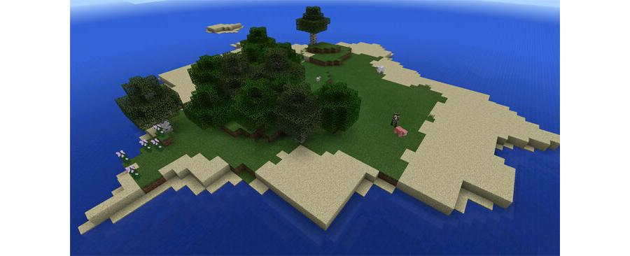 Two Survival Islands