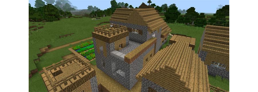 Unusual Double Village