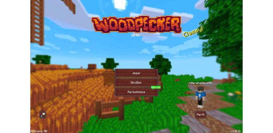 Woodpecker Pack