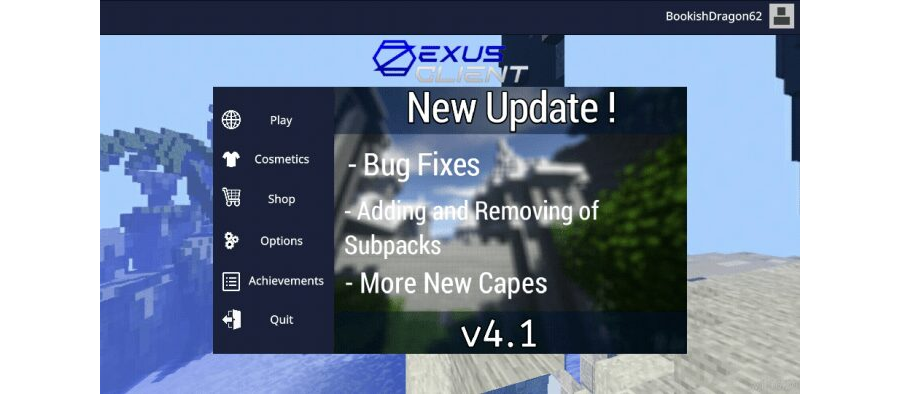 Zexus Client v4.1