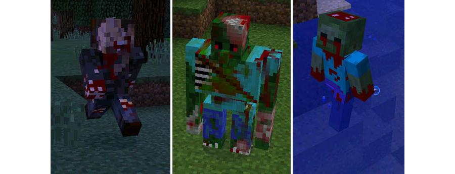 Zombie World Mod