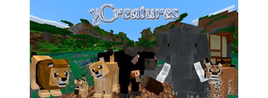 yCreatures Addon V2.0.3